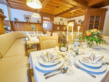 Restaurant Hotel Goldner Stern in Muggendorf in der Fränkischen Schweiz