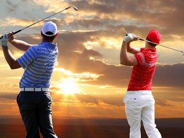 Golfmöglichkeiten