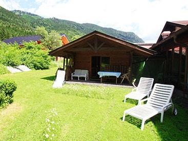 Appartements Seehaus am Förchensee in Ruhpolding