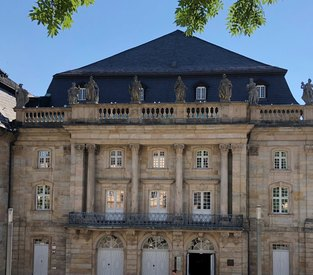 Opernhaus in Bayreuth, Weltkulturerbe