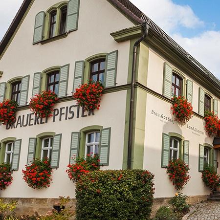 Brauerei Gasthof Pfister