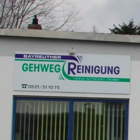 Bayreuther Gehwegreinigung